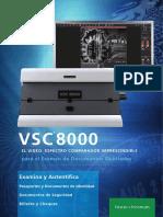 VSC8000 caractersticas