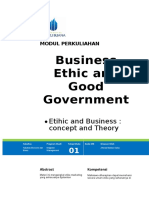 Bussiness Ethic and Good Government chap 1 modul 29032017(1)