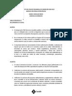 Análisis por Líneas del Anteproyecto del Plan de Desarrollo de Medellín 2020-2023