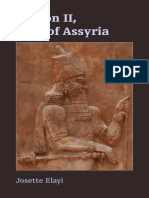 Sargon II, King of Assyria ( PDFDrive.com )
