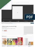 Catalogo de Muebles y Electrodomesticos Abba