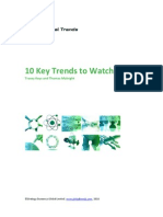 10 Key Trends to Watch