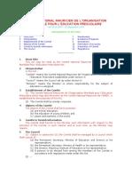 COMITÉ NATIONAL MAURICIEN DE L'ORGANISATION MONDIALE POUR L'
