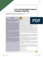 Optical Analysis of PresbyLASIK Treatment