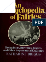 An Encyclopedia of Fairies_ Hobgoblins, Brownies, Bogies, and Other Supernatural Creatures