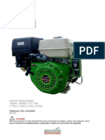 manual motores maqver gasolina LT160 LT200 LT270 LT390