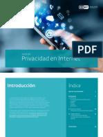 Guía de Privacidad en Internet
