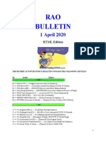 Bulletin 200401 (HTML Edition)
