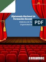 Cuadernillo Diplomado Didactica del Teatro y la Organicidad del Actor FINAL