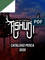 Fish Hunt catalago 2020