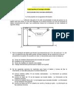 ICFES-11.  Prueba Específica de Tecnología e Informática