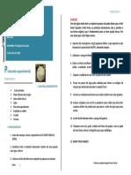 Microsoft Word - Protocolo experimental_FAZER QUEIJO
