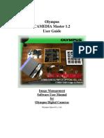 olympus camedia master 1.2 users manual