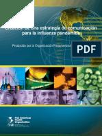 12. Estrategia para Influenza Pandemica.pdf