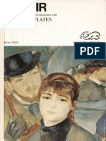 AUGUSTE RENOIR (1841-1919) 80 COLOUR PLATES