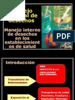 Manejo interno de desechos hospitalarios 2