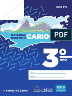 carioca 2020 ingles 3 ano 1 sem