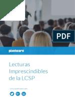 Lecturas Imprescindibles LCSP - Pixelware