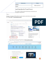 Manual Instalación TeamViewer