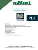 Termo-higrometro IM8001A
