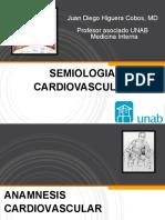 JD_SEMIOLOGIA CARDIACA. Dr Juan Diego Higuera