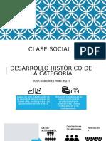 PPT CLASE SOCIAL