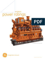 Waukesha 2015 Power Ratings brochure