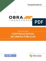 Controle Social de Obras Publicas