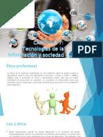CAPÍTULO 7 Tecnologías de la información y sociedad