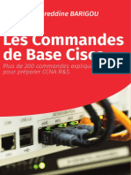 Cisco Commandes de Base