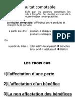 Comptabilité Des Societes -Chapitre 2_La Répartition Des Bénéfices (S4) Mr. Mazzine