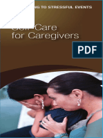 DPS Program Self Care for Caregiveers
