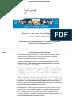 Resumo da CartaEncíclicaRedemptoris Missio - Canção Nova Cuiabá.pdf