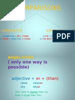 Comparisons English Grammar
