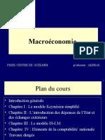 Cours Macroéconomie S2 Complet