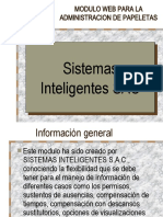 Modulo Web Para Administracion de Papeletas