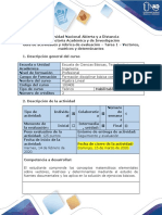 Guía de actividades y rubrica de evaluación - Tarea 1 - Vectores, matrices y determinantes. (2).docx
