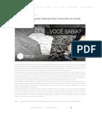 O concreto é o segundo material mais consumido no mundo.pdf