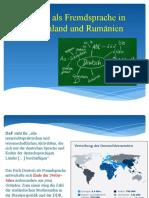 DaF in Deutschland und Rumänien [Autosaved].pptx