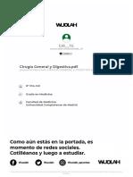 wuolah-free-Cirugía General y Digestiva