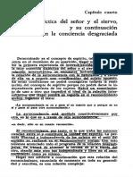 Valls Plana - La dialectica del señor y el siervo (del yo al nosotros).pdf