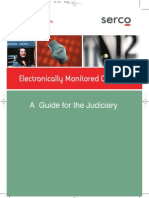 Electronic Monitoring a Guide for the Judiciary