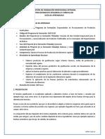 GUIA DE APRENDIZAJE COMPETENCIA EJECUTAR PROCESOS DE PRODUCCION DE ALIMENTOS EL CARMEN (1)