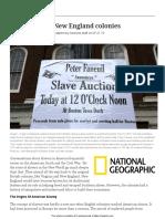 slave auction article
