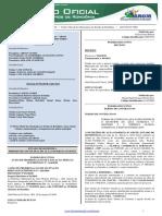 diario ofical municipio cerejeira 12 mar 2020