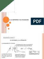 Termodinámica I -Clase cap 6 - 2019-2