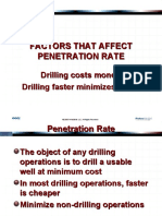 10 Penetration Rate