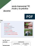 La competencia transversal TIC-Juan Lapeyre