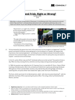 commonlit   stop and frisk  right or wrong