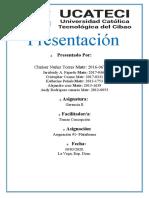 Trabajo #1 de Gerencia II--- Virtual---Estructura del Capital Y Razones Financieras.docx